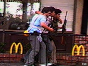 James Huberty McDonald's Rampage